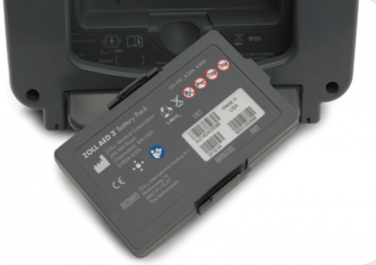 ZOLL AED 3 LITHIUM BATTERY