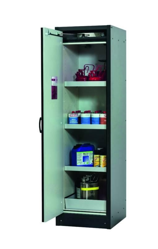 Hangkast 1 Deurs.Kast 1 Deurs Geel 30min Cabinets And Racks Vandeputte Safety Experts