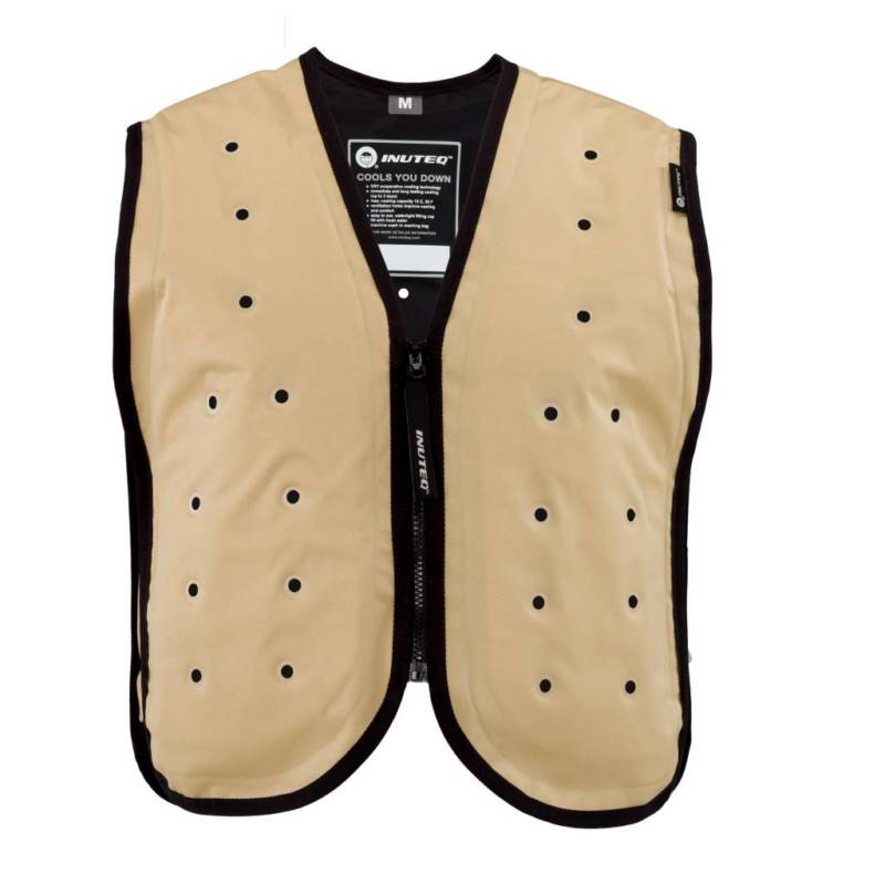 Safety Inuteq Experts Cooling Coolvest Khaki Dry Vandeputte gCxAq6
