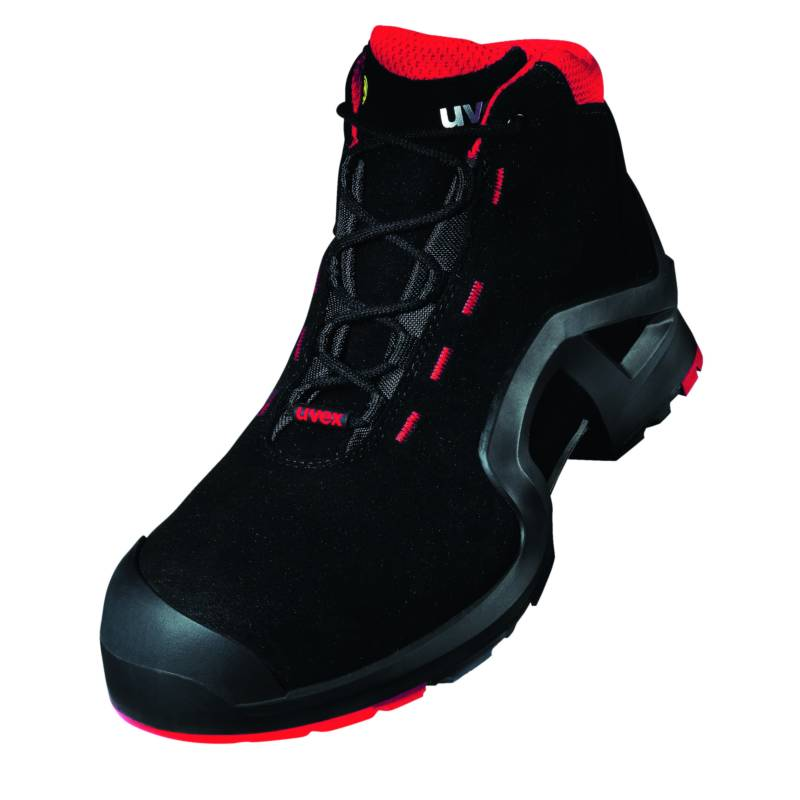 Uvex Werkschoenen.Hoge Schoen Uvex One 8517 S3 Src Esd Schoenen Vandeputte Safety