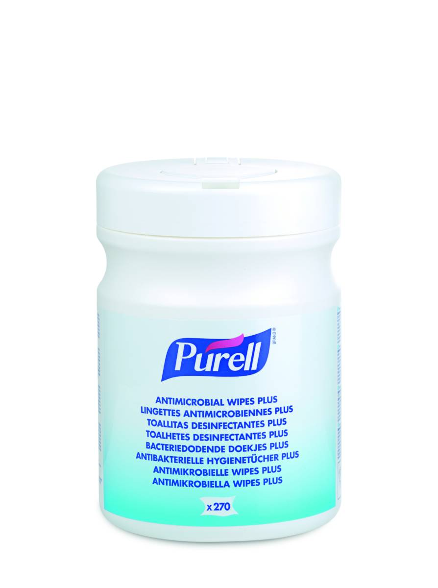 PURELL CLEANING WIIPES 270PCS