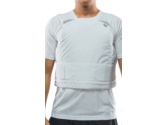 STEEKWERENDE VEST T-SHIRT DRAGER