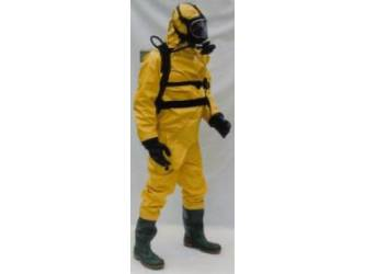 GAS-TIGHT SUIT GTIM110 V/B/V