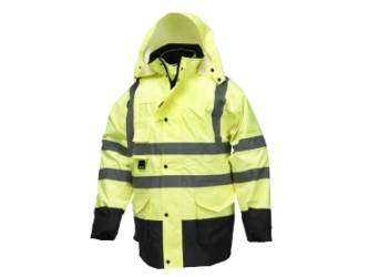 PARKA ALL SEASON HIVIZ