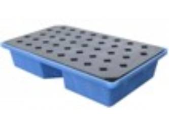 PLASTIC SPILL TRAY GRID 1000X605X200MM