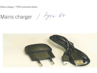 STANDARD CHARGER TWIG