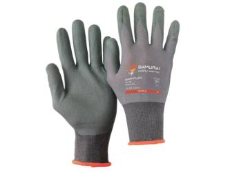 GLOVE GRIP-FLEX NITRIL FOAM UL