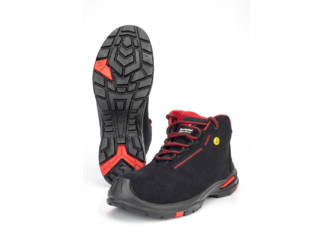HIGH SHOE RUBY S3 SRC ESD