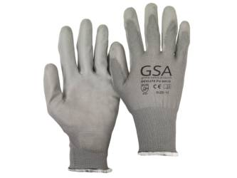 GLOVE DEXLITE NYLON GREY PU