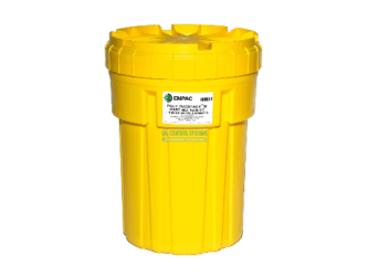 SALVAGE DRUM YELLOW 114 L UN APPROVED