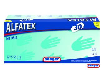 GLOVE ALFATEX 30 100PCS