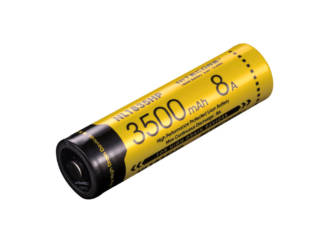 BATTERY LI-ON 3500 MAH 18650 NITECORE