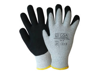 GLOVE DEXLITE TECHCUT NITRIL THERMO