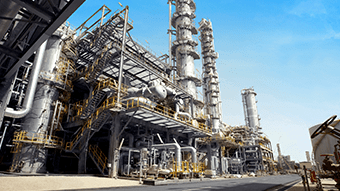 Safety in the petrochemical industry