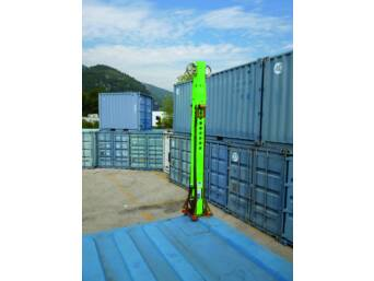 DAVIT PAAL ISO CONTAINER