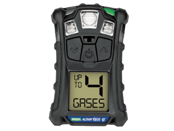 GAS DETECTOR ALTAIR 4XR LEL O2 CO H2S