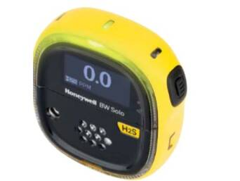 GASDETECTOR BW SOLO H2S
