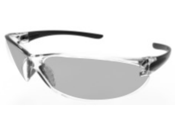 BRILLE SPORTY PC GRAU AK AD (SZ)