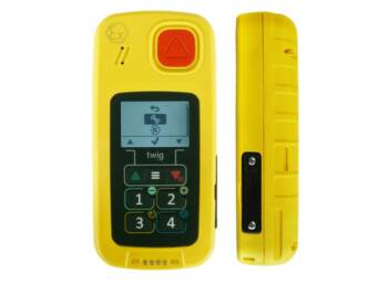 TWIG ONE ATEX 4G MANDOWN GPS