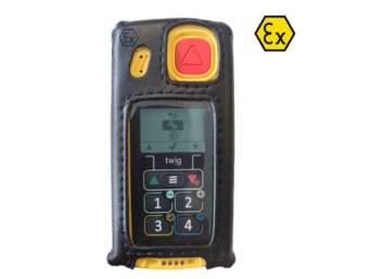 TWIG ONE ATEX CASE WITH BELT CLIP
