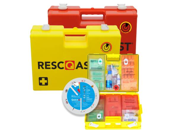 FIRST AID CASE NL RESC-Q-ASSIST Q25